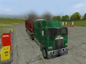 Truck 18 Wheels Truck 18 Wheels Of Steel Screenshot