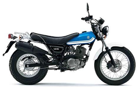 Suzuki 125 Vanvan Suzuki 125 2016 Fiche Moto Motoplanete