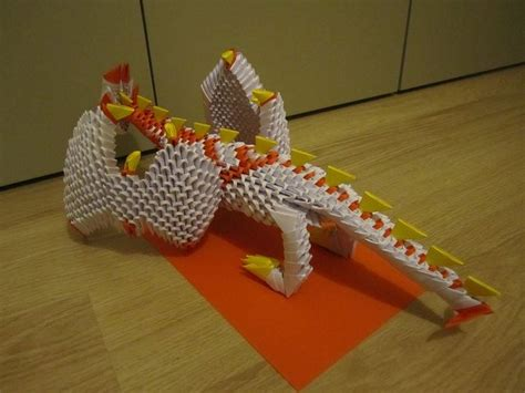 3d Origami Dragonfly - 1000 images about origami dragons on