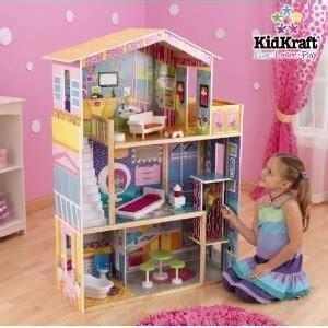 barbie doll houses with elevator new kidkraft my super groovy wooden dollhouse 65190 elevator mattel barbie and plastic