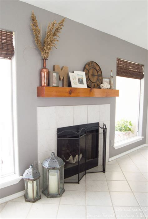 diy fireplace mantel shelf 15 diy fireplace mantel and surrounds home and