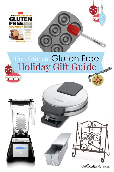 the ultimate gluten free holiday gift guide