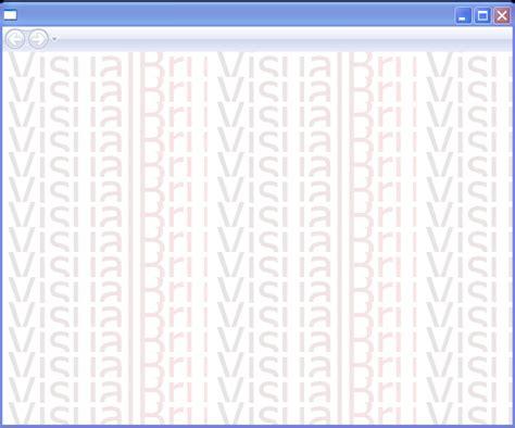 pattern brush wpf use visualbrush to paint background visualbrush