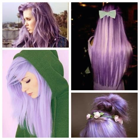 hair shadowing dark purple green and blonde on top brown on bottom purple hair color ideas shades of purple hairstyles
