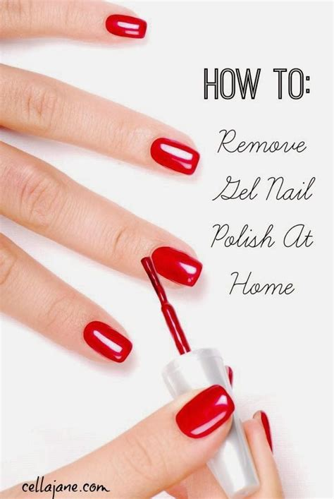how to remove shellac nail b e a u t y