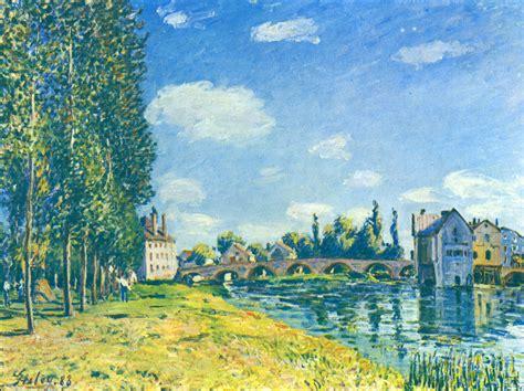 imagenes de paisajes impresionistas las mejores pinturas del impresionismo im 225 genes taringa