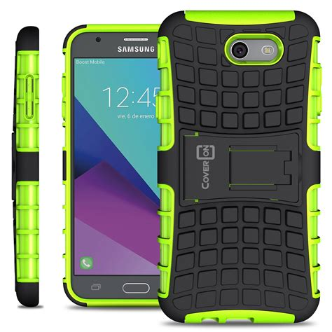 Samsung Galaxy J7 Prime Defender Armor Soft Gel Po Limited for samsung galaxy j7 prime j7 sky pro halo