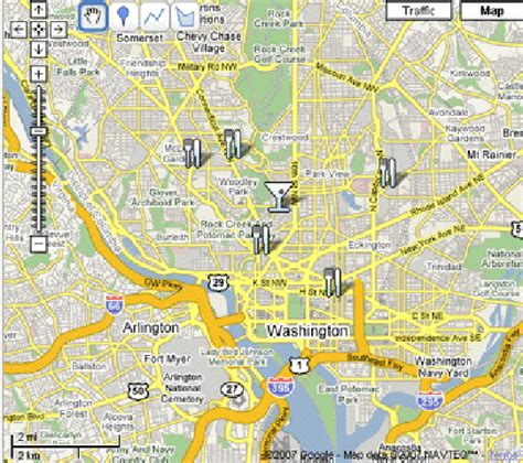 goohle maps map listing traffic and sales adept seo
