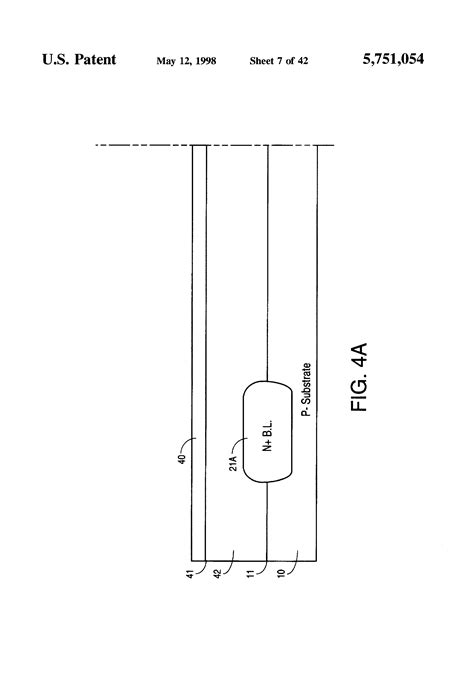 zener diode structure patent us5751054 zener diodes on the same wafer with bicdmos structures patents
