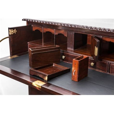 anglo indian or colonial rosewood caign