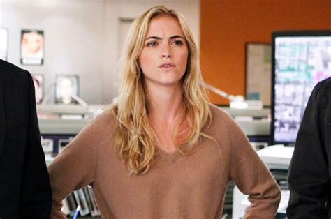 what scandal is causing cote de pablo leaving ncis tv s biggest hit ncis welcomes emily wickersham