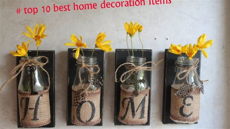 top 10 best home decoration items