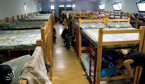camino de santiago hostels sleeping albergues hotels cing camino guidebooks