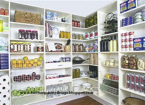 Pantry Shelf Spacing by Kitchen Pantry Design Kitchen Pantry Ideas Pantry