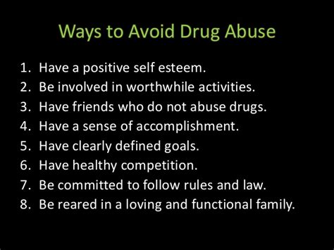 7 Ways To Stop Abuse by Drugs And Substance Abuse