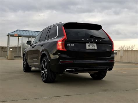 Volvo T6 Review by Volvo Xc 90 T6 2018 Volvo Reviews