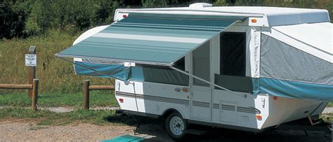 tent trailer awning replacement folding cing trailer carefree of colorado