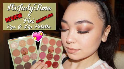 Make Up Pixy pixi eye makeup review fay