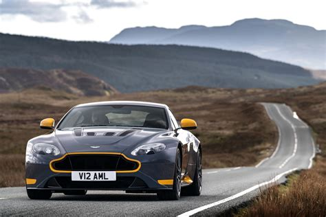 aston martin vanquish front 2017 aston martin v12 vantage s dogleg first test review
