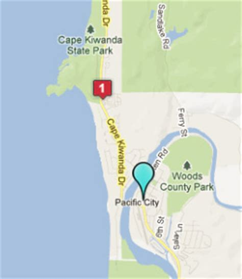 pacific city oregon map pacific city oregon hotels motels see all discounts