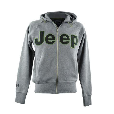 Jeep 06 Raglan felpa uomo jeep c cappuccio grigio jeep shop