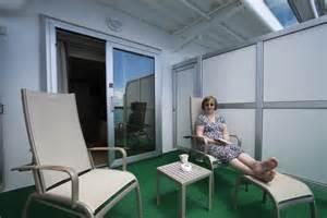 Corner Suite Sofa A Visit To Britannia Cabins Tom S Cruise Blog