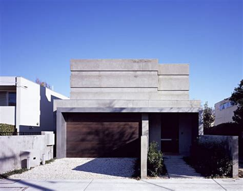 australia home designs contemporary concrete house garage underneath arts plans with
