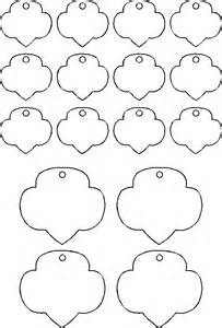 scout trefoil template template for shrinky dink trefoils scout craft or