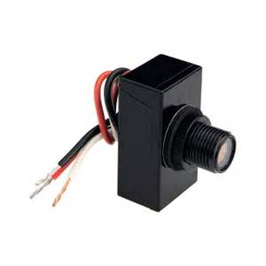 photoelectric sensor for outdoor lights amertac commercial post eye light 758ctc 4