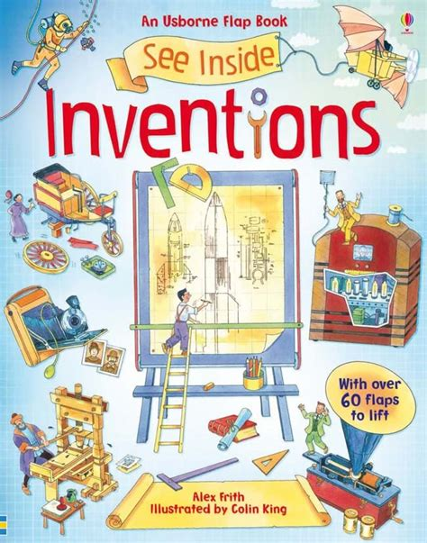 see inside inventions at usborne children s books