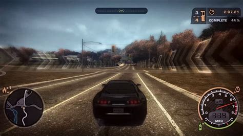 nfsmw mod game pc need for speed most wanted 2005 pc reshade mods youtube