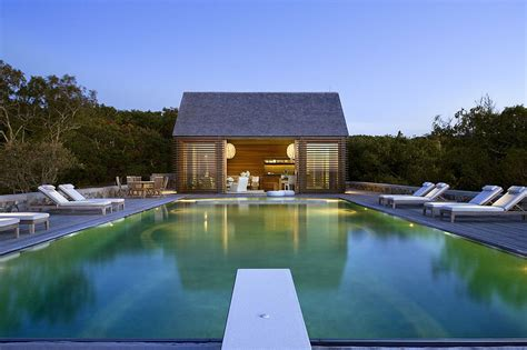 houses with pools 25 pool houses to complete your backyard retreat