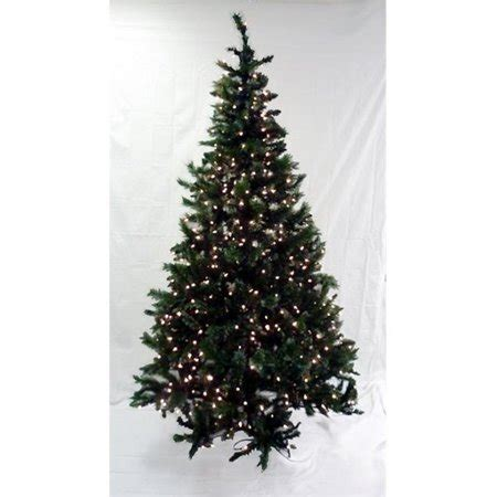 65ft frosted pre lit artificial christmas trees northlight 7 5 ft pre lit frosted mixed pine artificial tree clear lights walmart