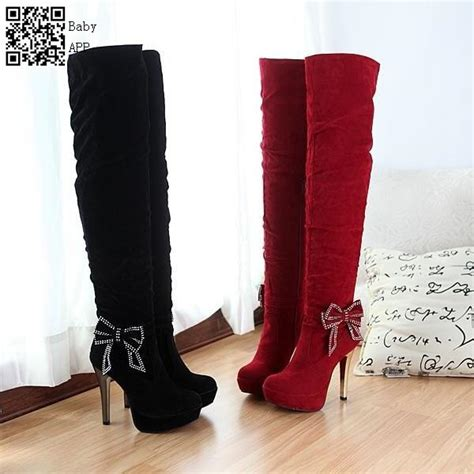 wholesale thigh high boots boots buy china wholesale