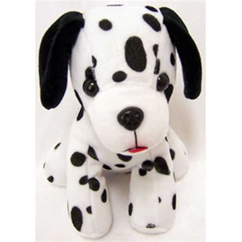 dalmatian stuffed animal promotional custom imprinted with