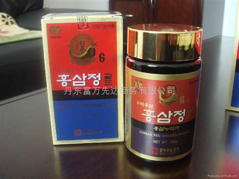 Korean Ginseng Extract korean ginseng extract 720g 240g 3 six year
