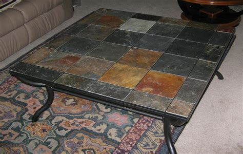slate tile coffee table floor ideas categories gray black and white bathrooms