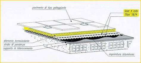 isolamento terrazza calpestabile casa moderna roma italy tetto calpestabile