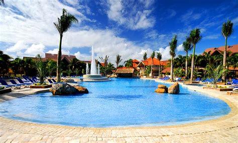 all inclusive ifa villas bavaro resort spa stay with airfare in punta cana groupon getaways