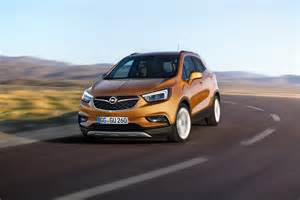 Gm Opel 2016 Opel Mokka X Gm Authority