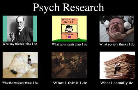 Meme Psychology - image 250520 what people think i do what i really
