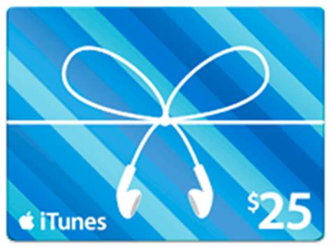 How Do You Enter An Itunes Gift Card - win a 25 itunes gift card