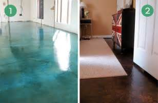 10 easy and inexpensive diy floor finishes 187 curbly diy