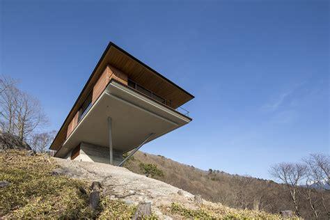 modern day architecture mountain ridge hosting dramatic modern day architecture home in yatsugatake 2015 interior