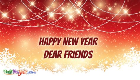 new year wishes to friend quotes happy new year best