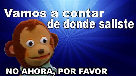 Por Favor Meme - origen del meme no ahora por favor youtube