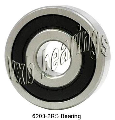 Bearing Nkn 6203 Rs 6203 2rs 6203 2rs bearing groove 6203 2rs