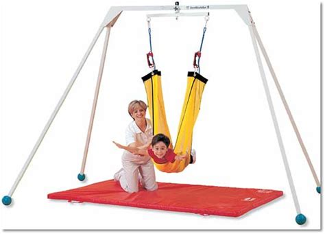 therapy swing frame tumble forms ii deluxe vestibulator ii system