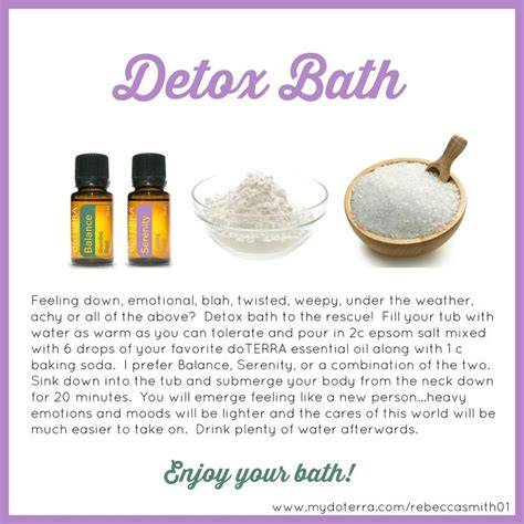 Diffuer Recipes For Detox by 17 Best Ideas About Doterra Essential Oils On