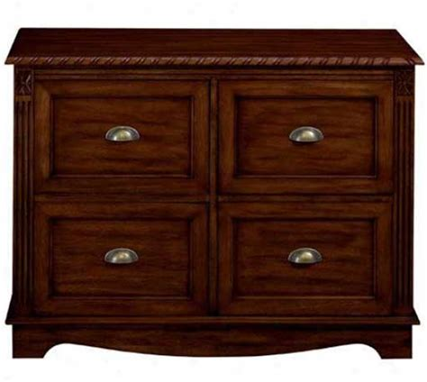 Wood File Cabinet 4 Drawer by Solid Wood Four Drawer File Cabinets Office Furniture